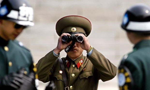 Breaking News:Teenage North Korean soldier defects to the south across land border