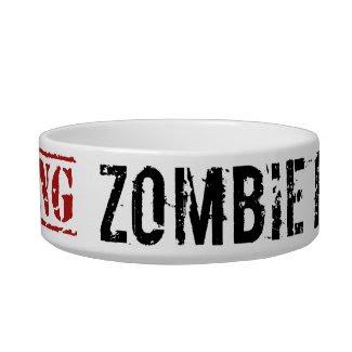 Zombie Ferret Bowl