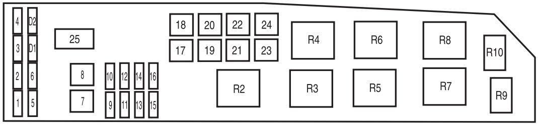 Diagram 2004 Ford Mariner Fuse Box Diagram Full Version Hd Quality Box Diagram Diagrambentzl Collegiogeometrienna It