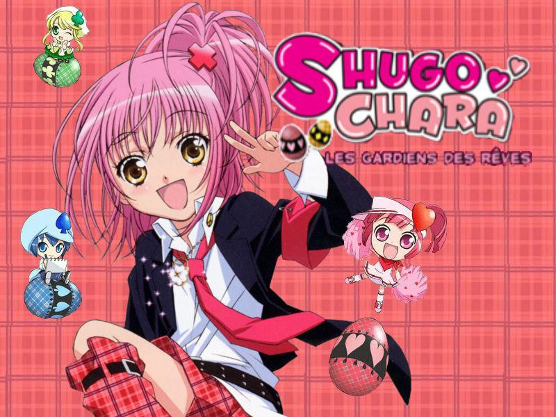 """Résultat de recherche d'images pour """"shugo chara"""""""