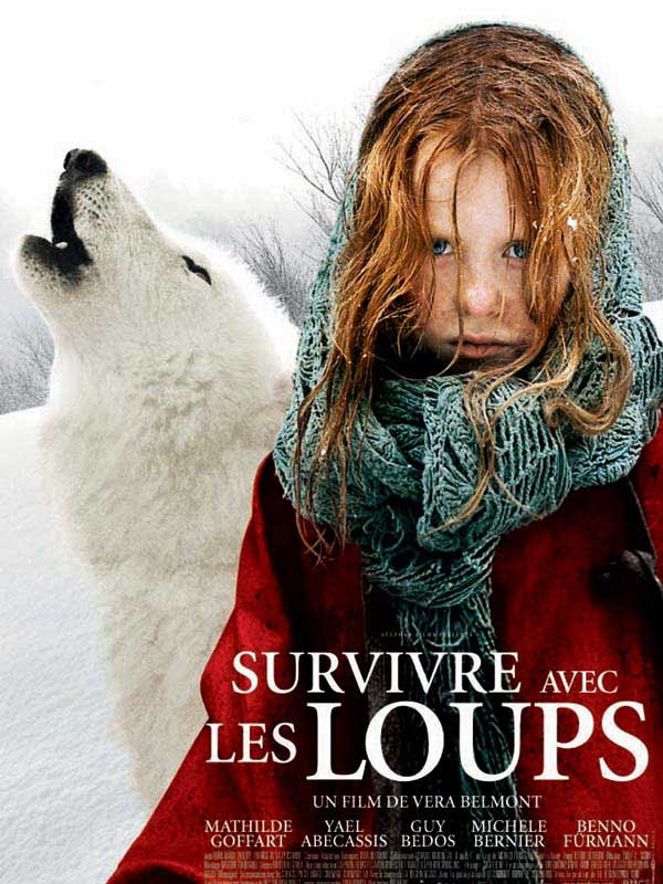 """Résultat de recherche d'images pour """"survivre avec les loups livre"""""""