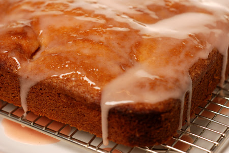 Quince Butter Cake© by Haalo