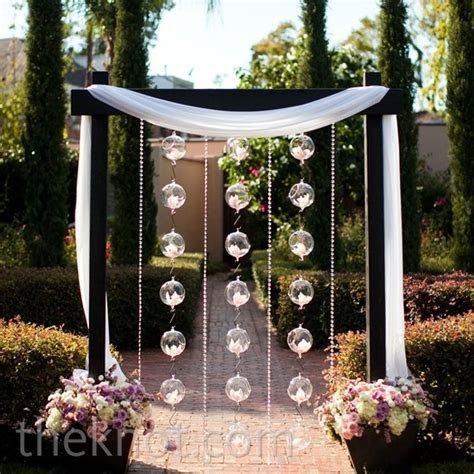 LOVE Orchid and Glass Ball Altar Decor   Ideas for the
