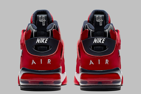 fa96cbd3 This Nike Air Force Max CB Is Inspired By Charles Barkley's Rockets Days