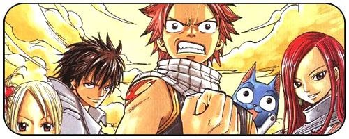 Games: Anunciado Fairy Tail Portable Guild 2