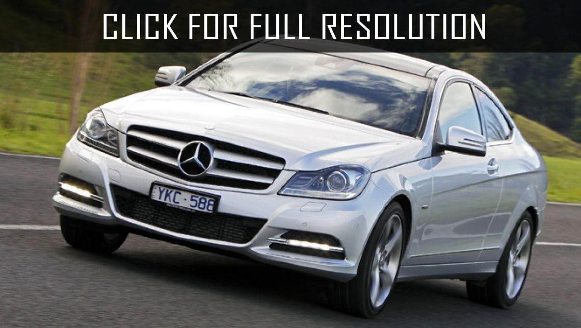 2008 Mercedes Benz C Class Coupe - news, reviews, msrp ...