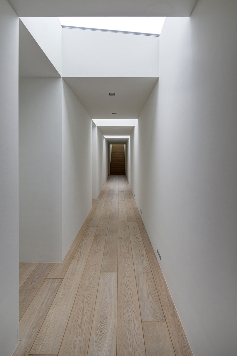 Hallway Modern Home in Oosterhout The Netherlands