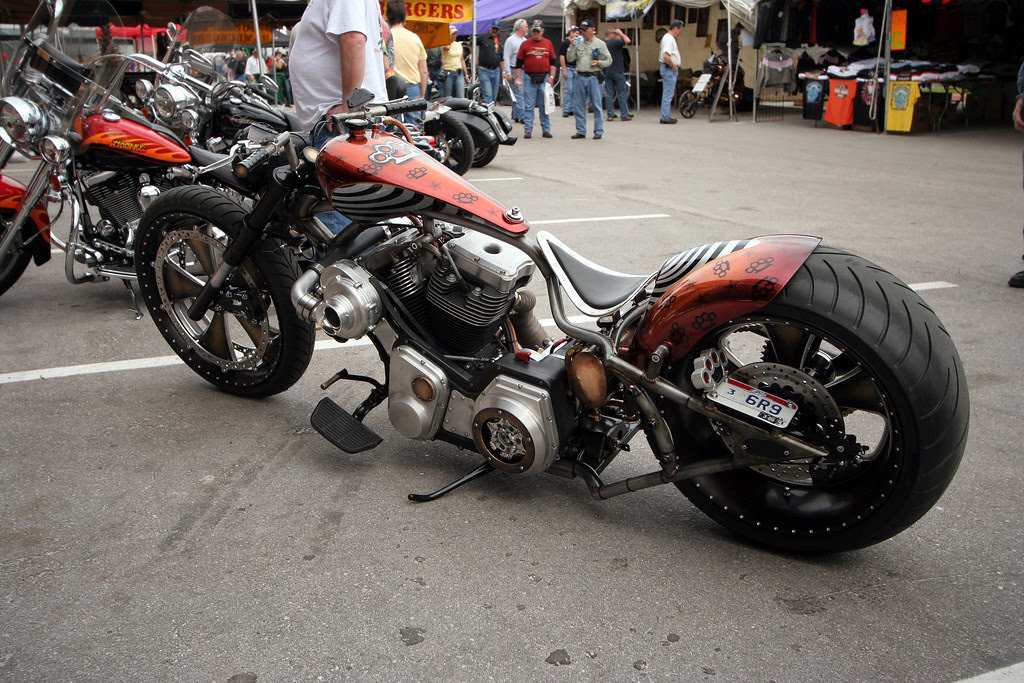 Daytona Bike Week 2008 - Bikes
