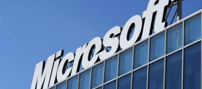 Microsoft teve US$ 5 bilhões de lucro líquido no último trimestre