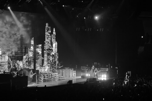 Green Day concert in Saitama Super Arena