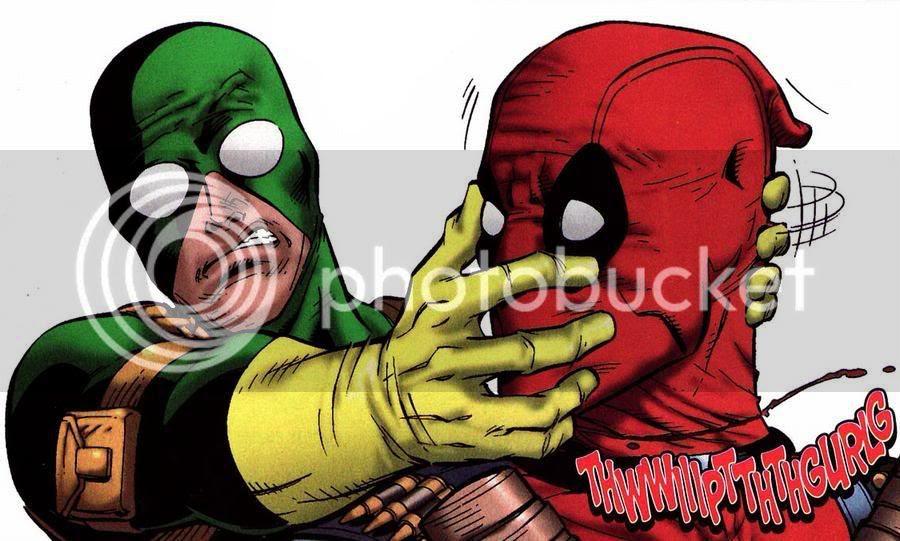 Wolverine e Deadpool