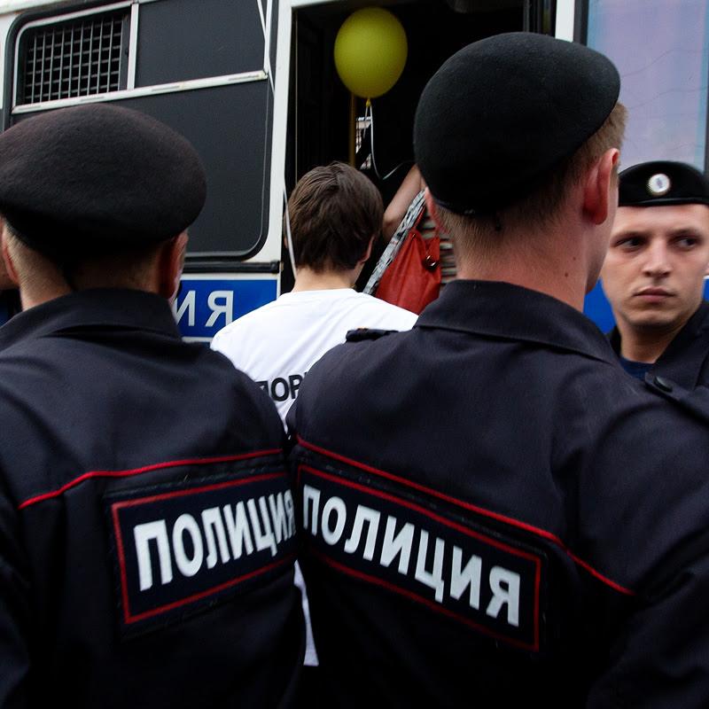 Юбилей Ходорковского. Прогулка по Арбату
