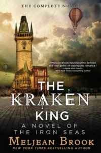 The Kraken King - Meljean Brook