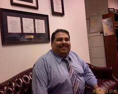 Visit with Rep. Ryan Guillen