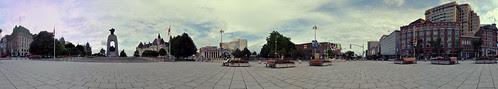 War Memorial Panorama
