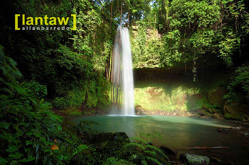 Early Morning at Buruwisan Falls