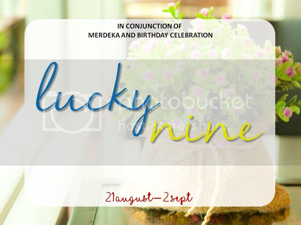 http://myafarisha.blogspot.my/2016/08/mini-giveaway-lucky-nine.html?m=0