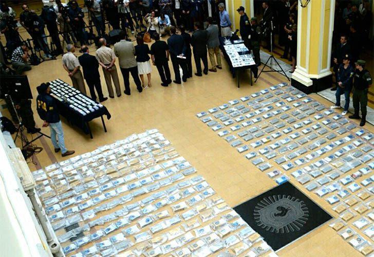 Resultado de imagen para Procesaron a policías federales por quedarse con dinero narco