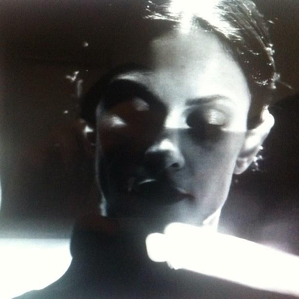 soalreadytaken:  Lanvin Fall/Winter 2012/2013 Rehearsal.