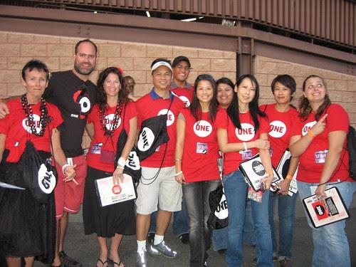 ONE volunteer crew