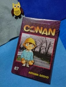 Detektif Conan Vol. 87 Review