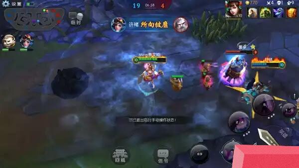 tai game 3Q Củ Hành Mobile