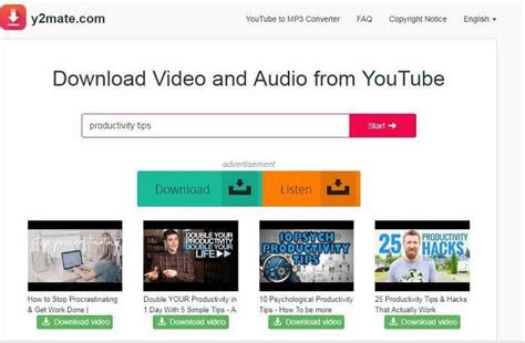 ymate youtube video  youtube downloader