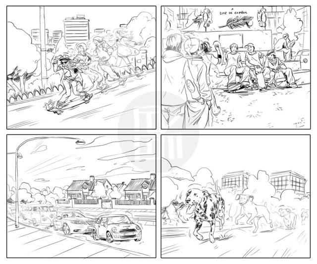 Storyboard work 1