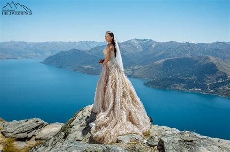 New Zealand Destination Wedding   The Ledge Queenstown