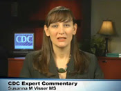 CDC Expert Commentary – Attention Deficit/Hyperactivity Disorder Video Thumb