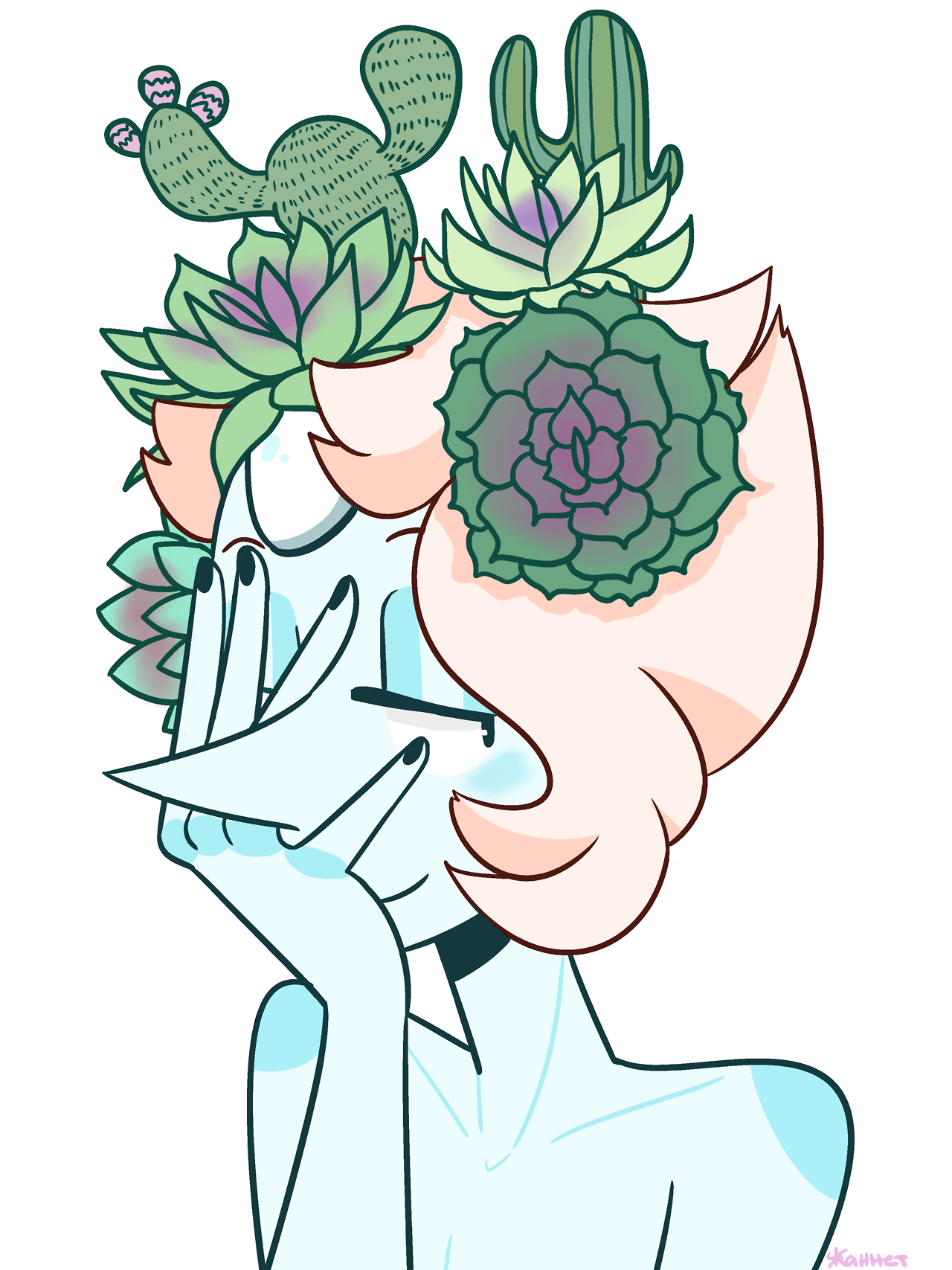 succulent…🌵✨