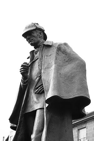 Image result for scout and sherlock holmes