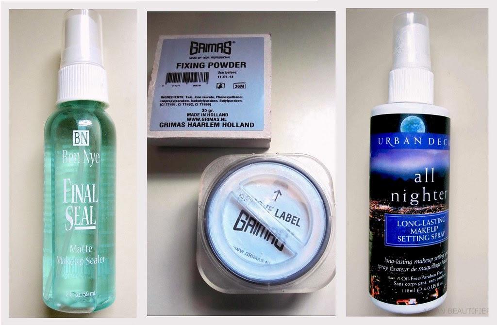 Makeup Setting Sprays