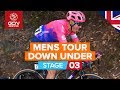 Vídeo resumen de la 3ª etapa del Santos Tour Down Under 2020
