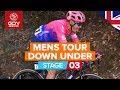 Vídeo resumen de la 3ª etapa del Santos Tour Down Under 2020