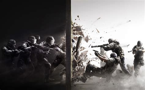 rainbow  siege  game wallpapers hd wallpapers