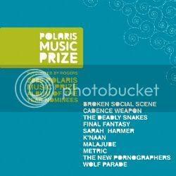 Polaris Music Prize