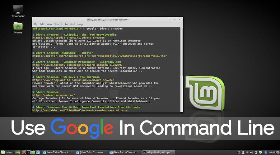 googler-command-line