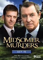 Midsomer Murders: Set Fifteen, a Mystery TV Series