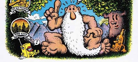 """Los ilustradores de EE UU rinden homenaje al """"revolucionario"""" del 'cómix' Robert Crumb"""