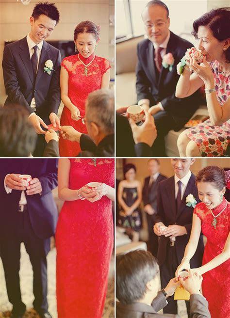 Erin   Ben's Hong Kong Real Wedding   Tea ceremony, Teas