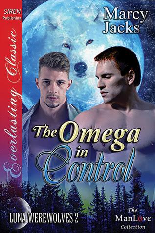 The Omega in Control  (Luna Werewolves #2)