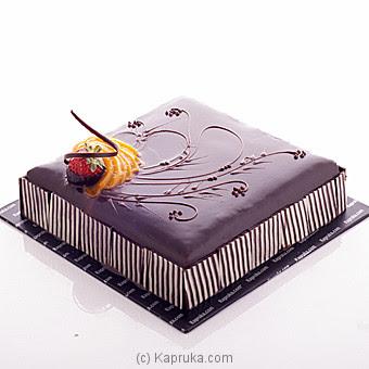 Deals For Kapruka Chocolate Supreme Gateau Cake - Kapruka