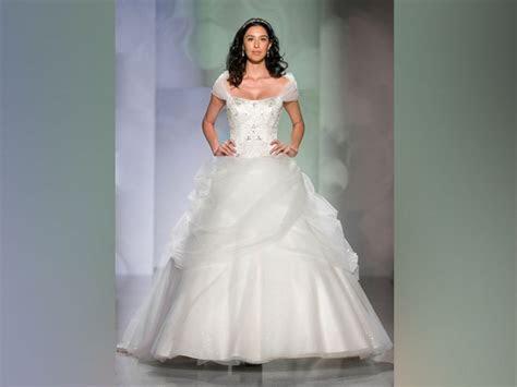 Disney Reveals New Princess Wedding Dresses   ABC News