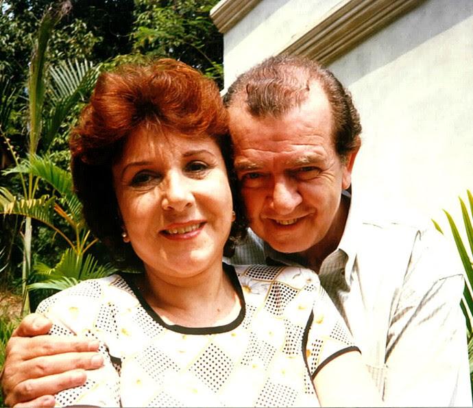 Em 'Por Amor', Umberto Magnani trabalhou com Beatriz Lyra  (Foto: TV Globo)