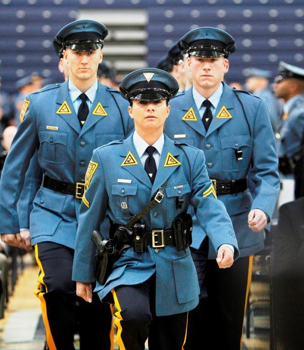 State Police Graduation: Jan. 27, 2012