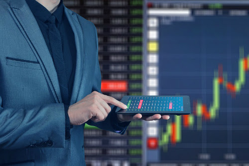 Trading with an online brokerage