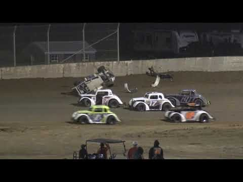 Florence Speedway | 4/3/21 | Ohio Valley Legend Car Series Feature
