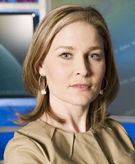 Undercover: CNN Hala Gorani âncora