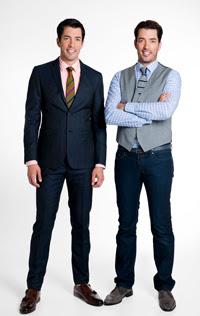 Jonathen and Drew Scott